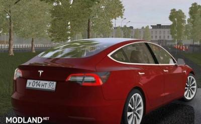 2018 Tesla Model 3 [1.5.9], 3 photo